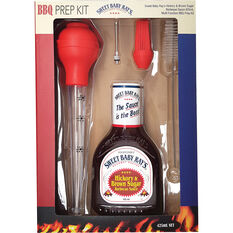 Hatcher Sweet Baby Ray's BBQ Prep Kit, , bcf_hi-res