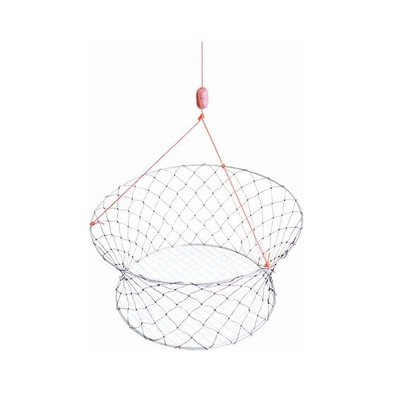 Pryml Crab Wire Base Drop Net, , bcf_hi-res