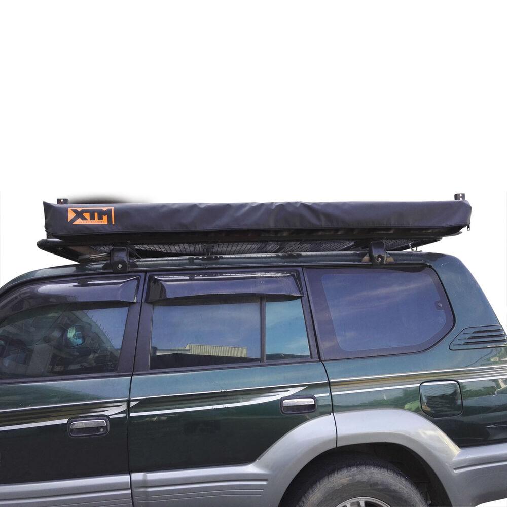 XTM 4X4 Car Awning 2x2 5m | BCF