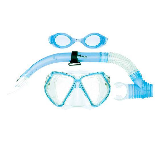 Mirage Nomad Mask and Snorkel Set, , bcf_hi-res