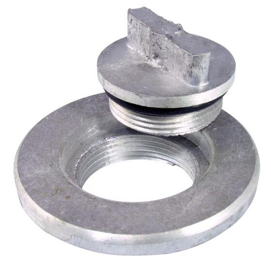 BLA Alloy Drain Plug 35mm, , bcf_hi-res
