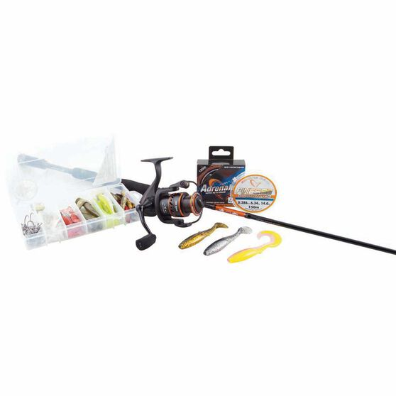 Savage MPP Ultimate Spinning Combo 6ft 6in 4 - 6kg, , bcf_hi-res
