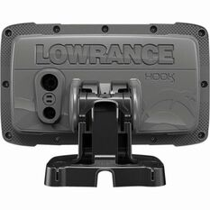 Lowrance Hook²-5 Fish Finder Combo + SplitShot Transducer and CMAP, , bcf_hi-res