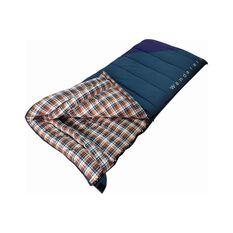 Wanderer Grand Yarra Cotton Camper Sleeping Bag, , bcf_hi-res
