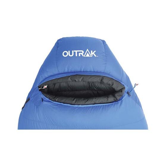 Outrak Duck Down -4.8C Sleeping Bag, , bcf_hi-res
