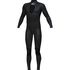 Mirage Spearo Steamer Wetsuit 3mm Black L, Black, bcf_hi-res
