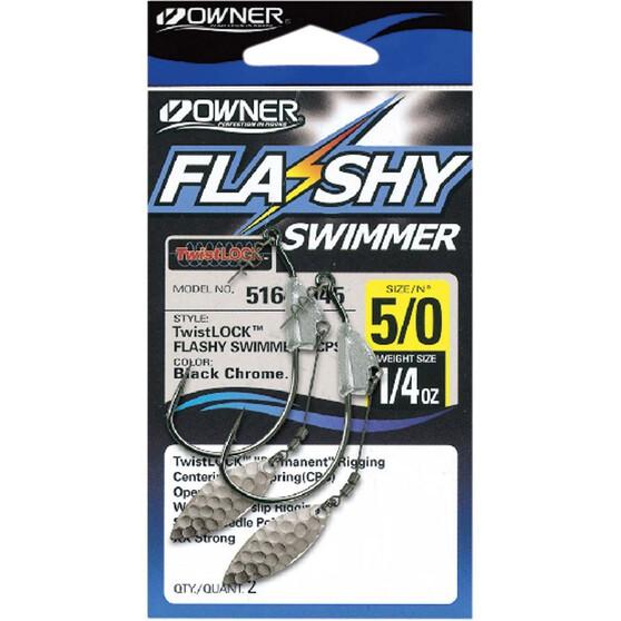 Owner Flashy Swimmer Hooks, , bcf_hi-res