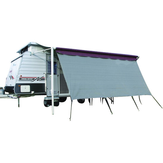 Caravan Privacy Screen - 3.7m x 1.8m, , bcf_hi-res