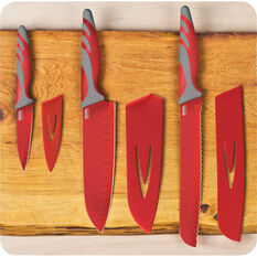 Campfire Knife Set in Carry Case 3 Pieces, , bcf_hi-res