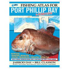 AFN Fishing Atlas for Port Phillip Bay, , bcf_hi-res