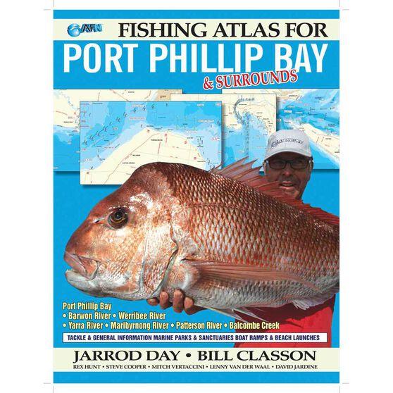 AFN Fishing Atlas for Port Phillip Bay, , bcf_hi-res