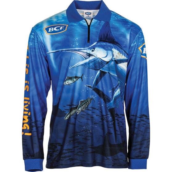 BCF Men's Marlin Sublimated Polo, , bcf_hi-res