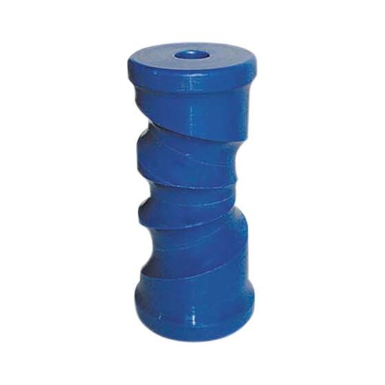 Viking Blue Polypropylene Centering Roller, , bcf_hi-res