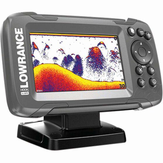Lowrance Hook2-4x GPS Fishfinder Including Transducer, , bcf_hi-res