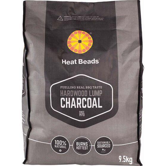 Heat Beads Premium Hardwood Charcoal 9.5kg, , bcf_hi-res