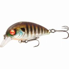 Savage Fat Head Crank Shallow Runer Hard Body Lure 3.8cm Blue Gill Lazer 3.8cm 4g, Blue Gill Lazer, bcf_hi-res
