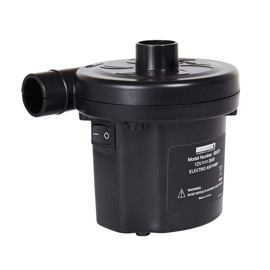 Wanderer Air Pump 12V, , bcf_hi-res