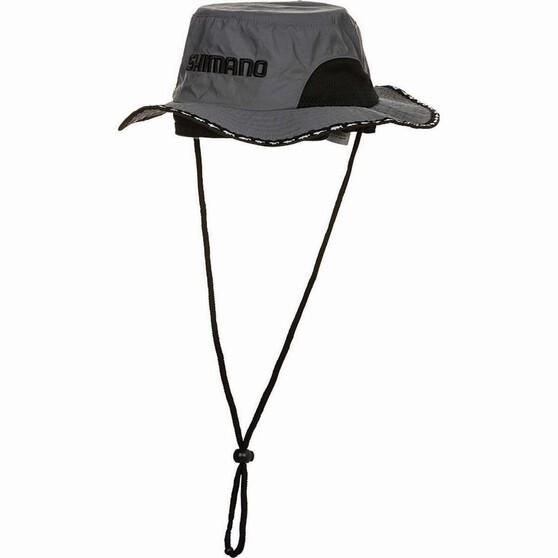 Shimano Men's Plugger Hat Shadow OSFM, Shadow, bcf_hi-res