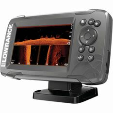 Lowrance Hook²-5 Fish Finder Combo + TripleShot Transducer and CMAP, , bcf_hi-res