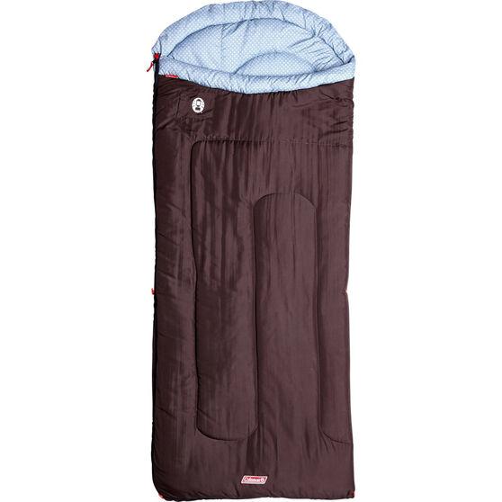 Coleman Mudgee Tall Sleeping Bag, , bcf_hi-res
