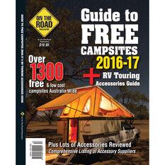 AFN Guide to Free Campsites 2016-2017, , bcf_hi-res