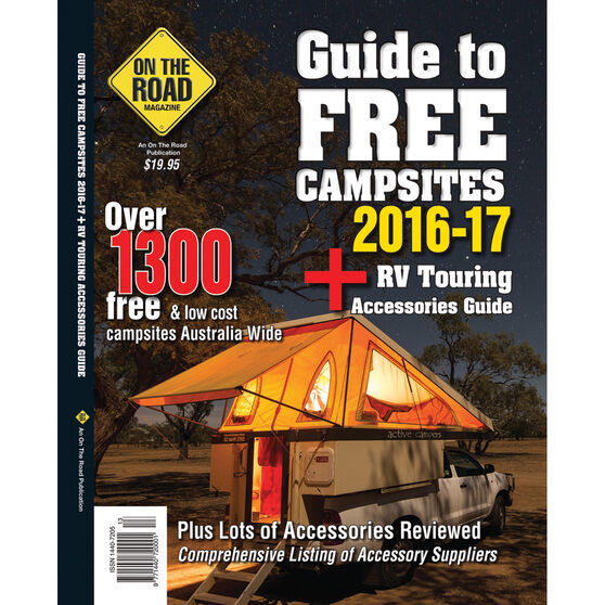 AFN Guide to Free Campsites 2014-2016, , bcf_hi-res