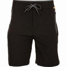 Savage Men's Stretch Shorts Black S, Black, bcf_hi-res