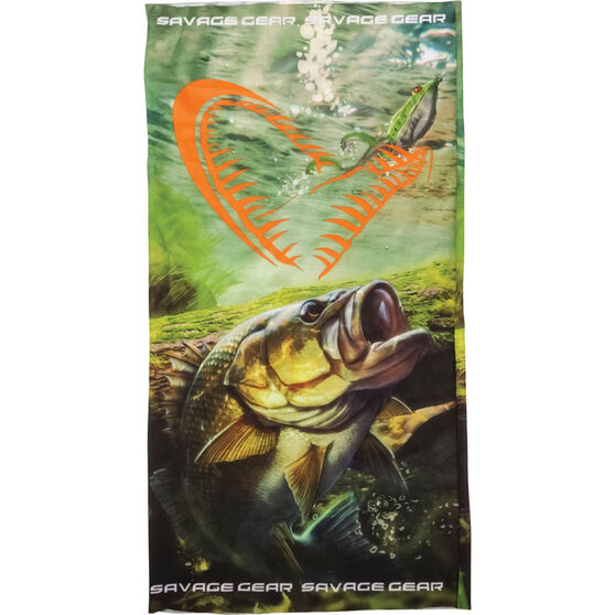 Savage Unisex Bass Multiscarf, , bcf_hi-res
