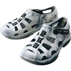 Men's Evair Aqua Shoes Grey / Camo 8, Grey / Camo, bcf_hi-res