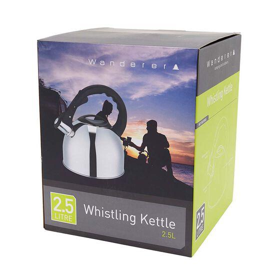 Wanderer 2.5L Whistling Kettle, , bcf_hi-res