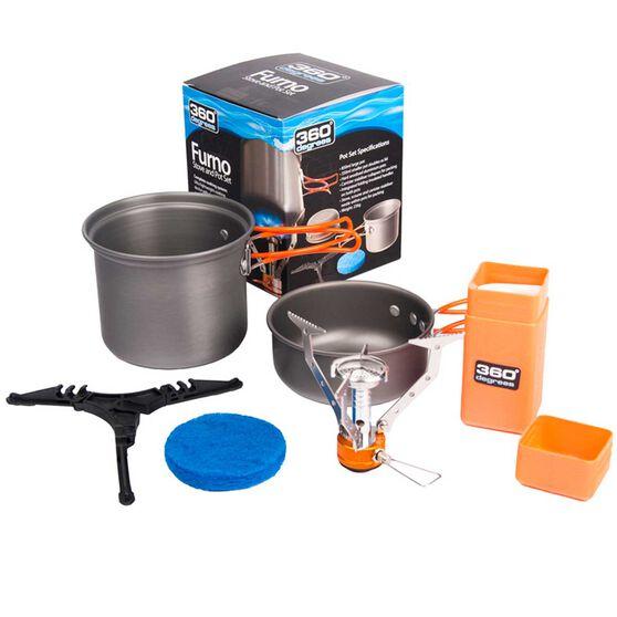 360 Degrees Furno Hiking Stove and Pot Set, , bcf_hi-res