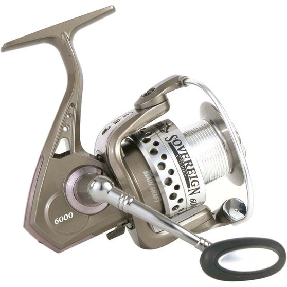 Jarvis Walker Sovereign V 5000 Spinning Reel, , bcf_hi-res
