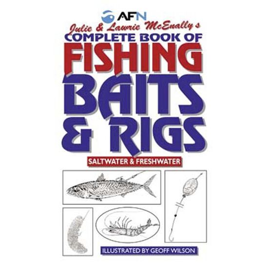 AFN Complete Book of Fishing Baits and Rigs, , bcf_hi-res