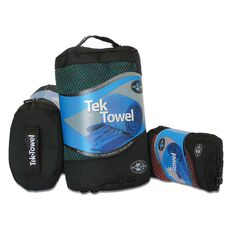 Sea to Summit Tek Towel Cobalt S, Cobalt, bcf_hi-res
