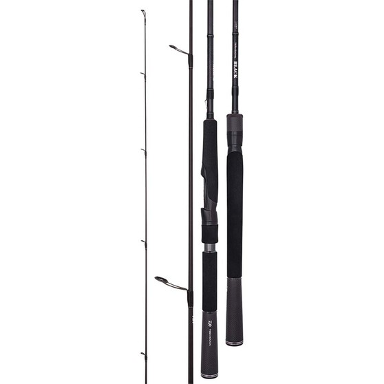 Daiwa Wicked Weasel Spinning Rod 20 TD Black 6102MLFS, , bcf_hi-res