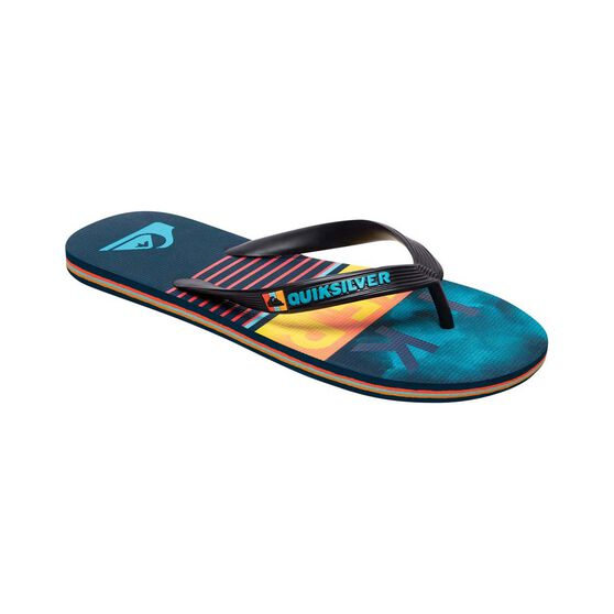 Quiksilver Waterman Men's Molokai Swell Vision Thongs, , bcf_hi-res