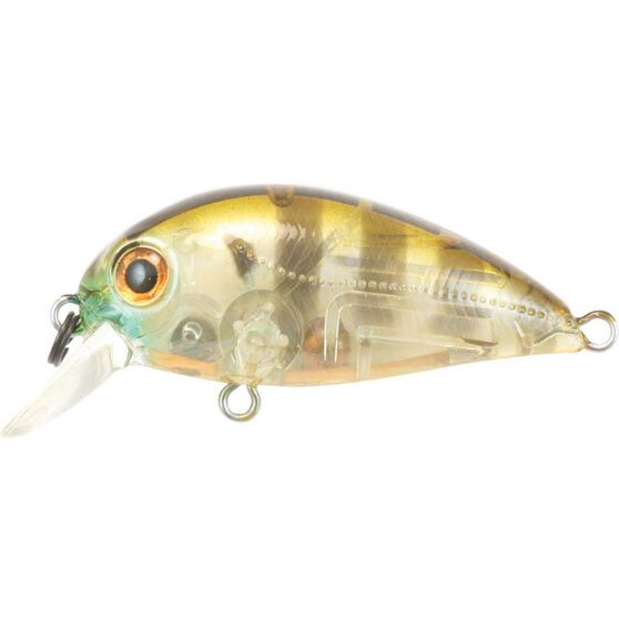 Atomic Hardz Crank Mid Hard Body Lure 38mm Ghost Gill Brown 38mm, Ghost Gill Brown, bcf_hi-res