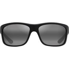 Maui Jim Men's Southern Cross Sunglasses Black / Grey, , bcf_hi-res