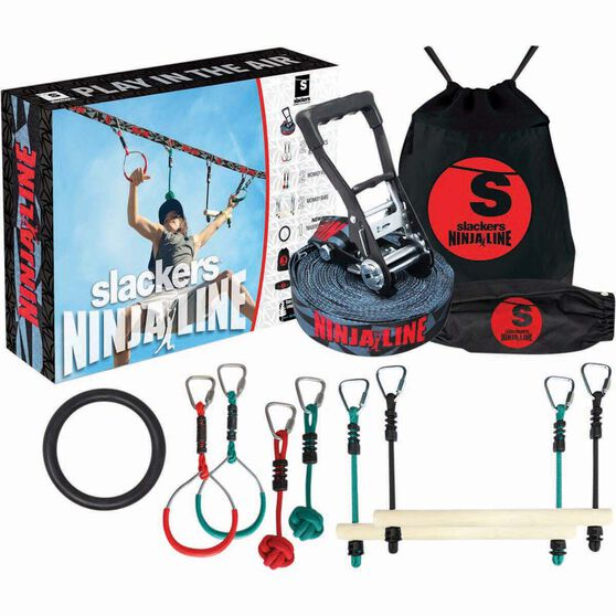 Slackers NinjaLine 30' Intro Kit, , bcf_hi-res