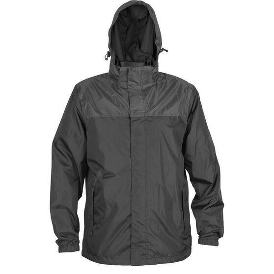 Explore 360 Men's Storm Shell II Jacket, Black, bcf_hi-res