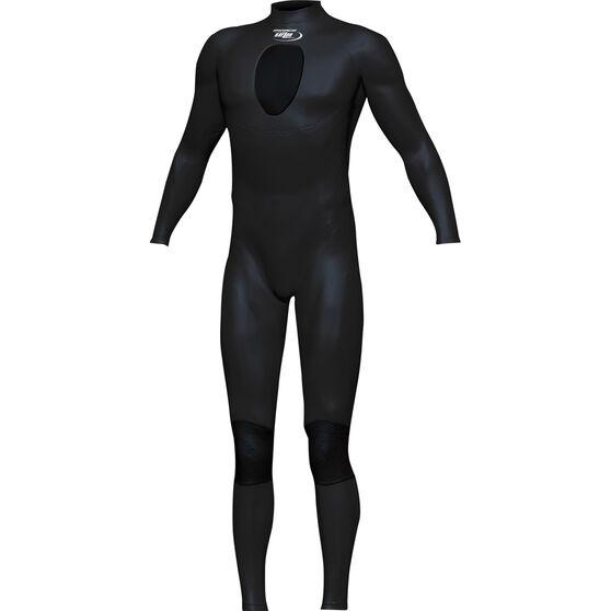 Spearo Steamer Wetsuit, Black, bcf_hi-res