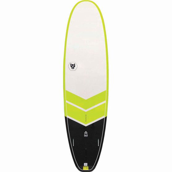 Tahwalhi Epoxy SUP 10ft 2in Green / Wood, Green / Wood, bcf_hi-res
