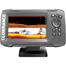 Ex-Demo Lowrance Hook²-5 Fish Finder Combo (Head Unit Only), , bcf_hi-res