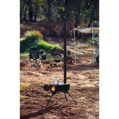 XTM Camp Hog Portable Pot Belly Stove, , bcf_hi-res