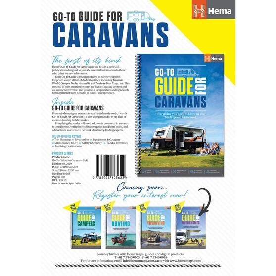Hema Go-To Guide for Caravans (1st Edition), , bcf_hi-res