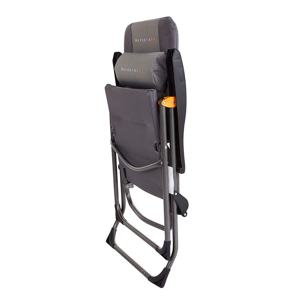 Wanderer Premium Reclining 8 Position Camp Chair Bcf