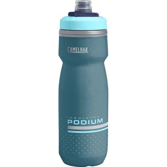 Camelbak Podium Chill Drink Bottle 700ml Teal, Teal, bcf_hi-res