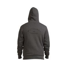 Quiksilver Men's Rivermouth Sherpa Fleece, Dark Grey Heather, bcf_hi-res