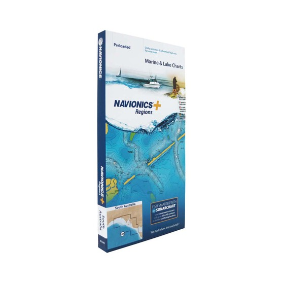 Navionics Marine Chart - South Australia, , bcf_hi-res