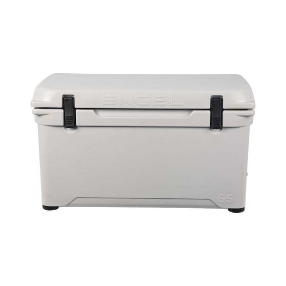 Engel Rotomoulded Icebox 65L Haze Grey, , bcf_hi-res